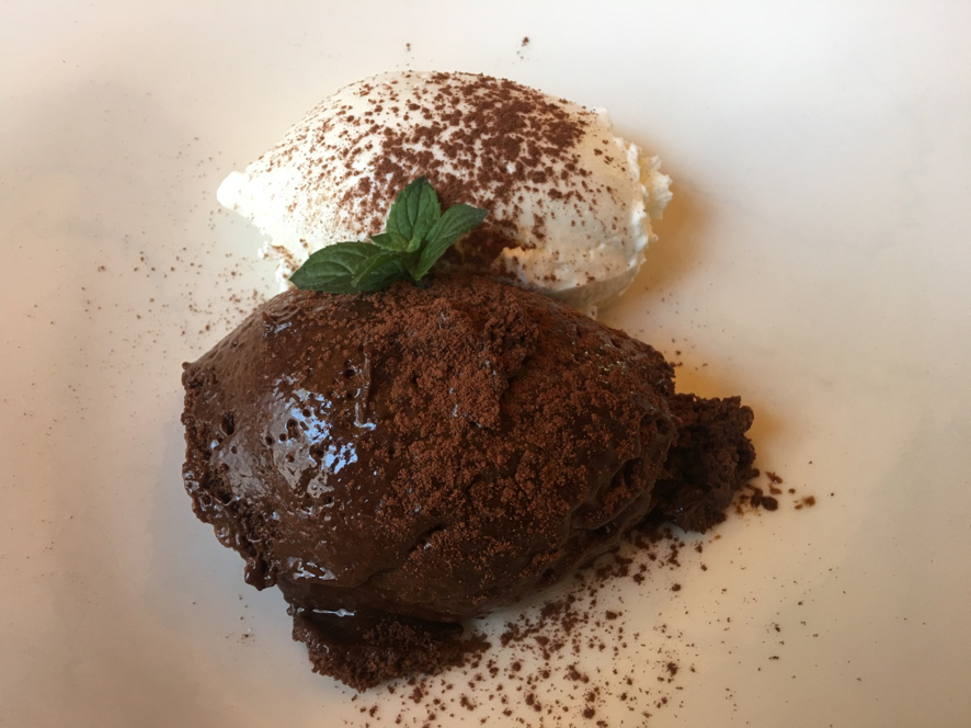 Chocolate_restaurante el aguarde tenerife
