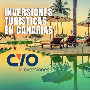 Inversiones turisticas en Canarias